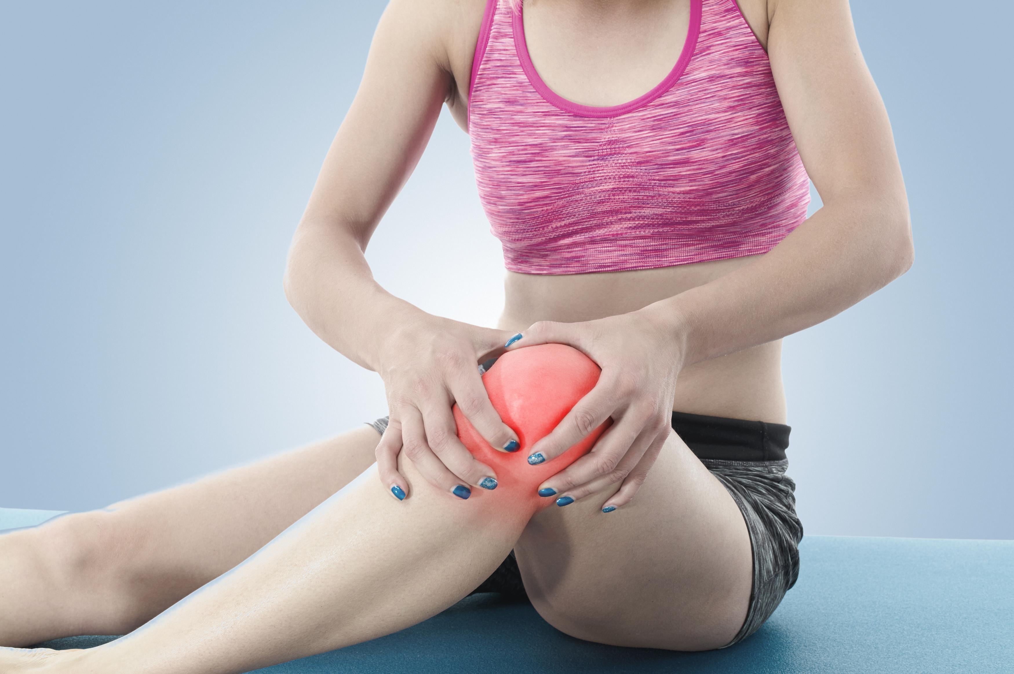 Lamele de coloană vertebrală - Bursită -