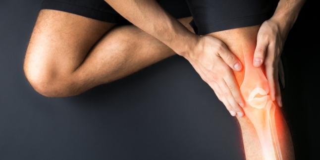 Dureri la nivelul genunchiului după accidentare