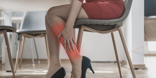dureri de picioare la nivelul articulației după antrenament