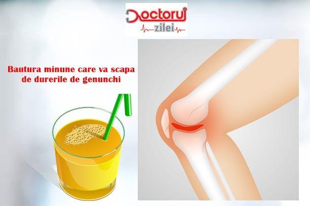scapa de durerile de genunchi artrita dureri de braț ce să facă