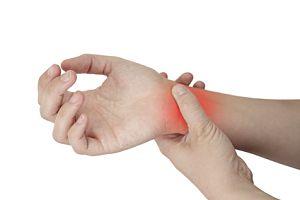 tratamentul leziunilor la încheietura mâinii