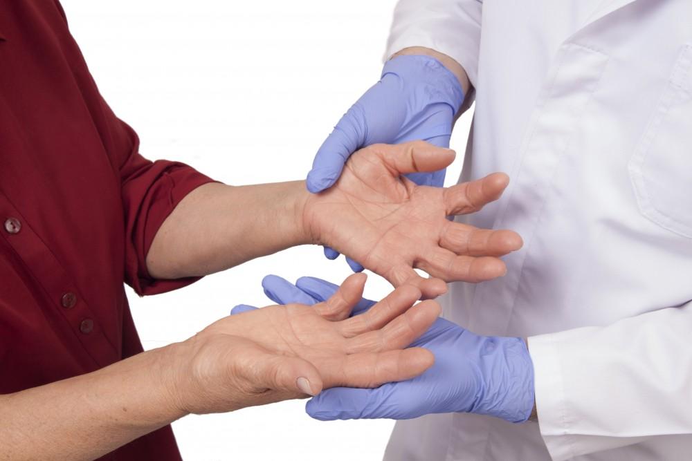 tratament comun pentru boala Reiter compresa pentru durere în articulațiile brațului