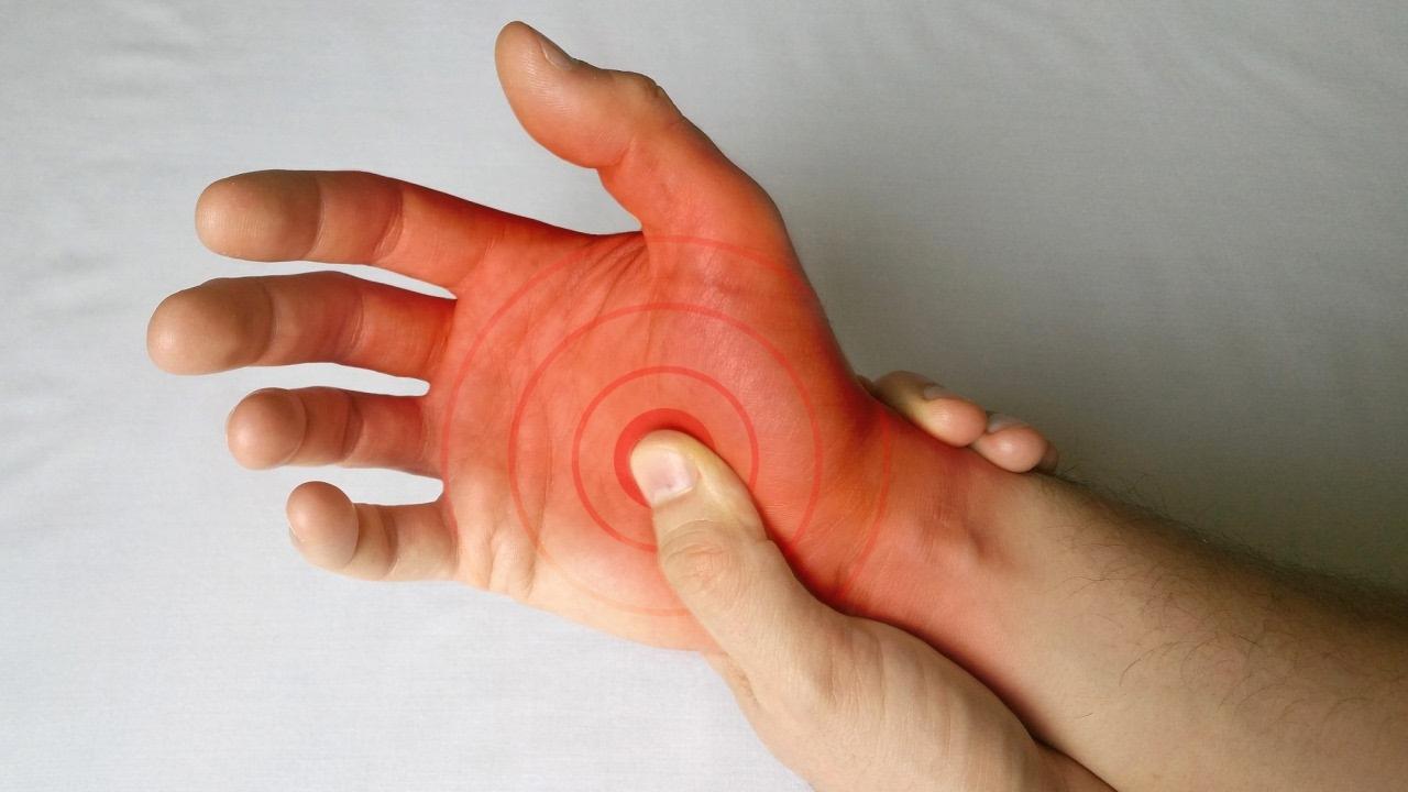 tratamentul durerii carpiene