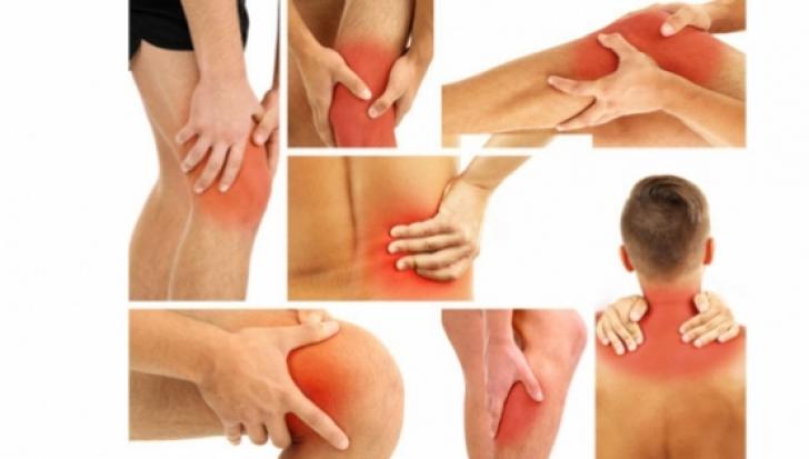 dureri de oase și articulații dureroase