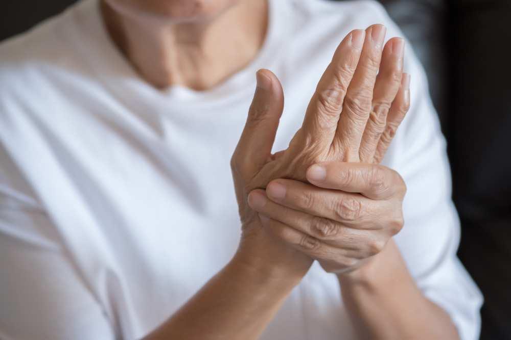 tratamentul durerii articulare bunica