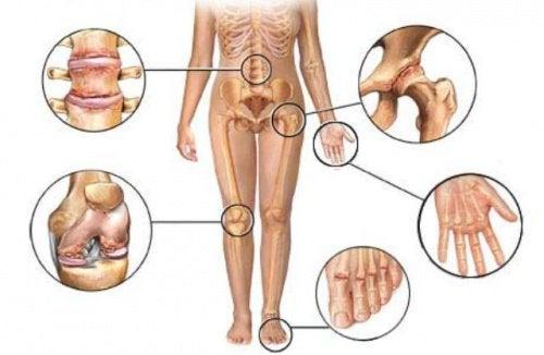 dureri la nivelul articulației piciorului