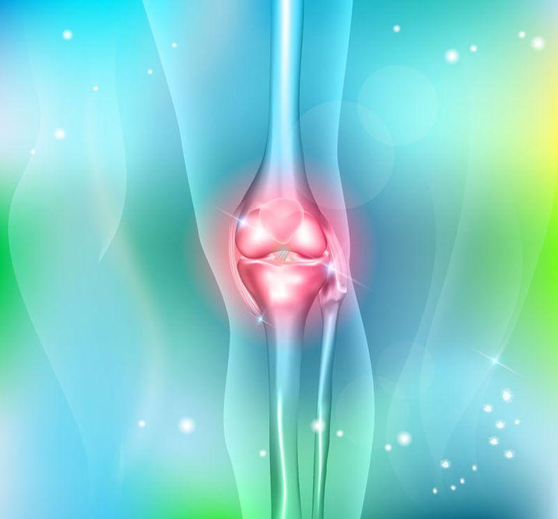 Manifestări inițiale ale artrozei deformante a genunchiului