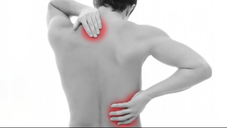 dureri de umăr la spate