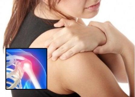 durere în capsulita articulației umărului ce este