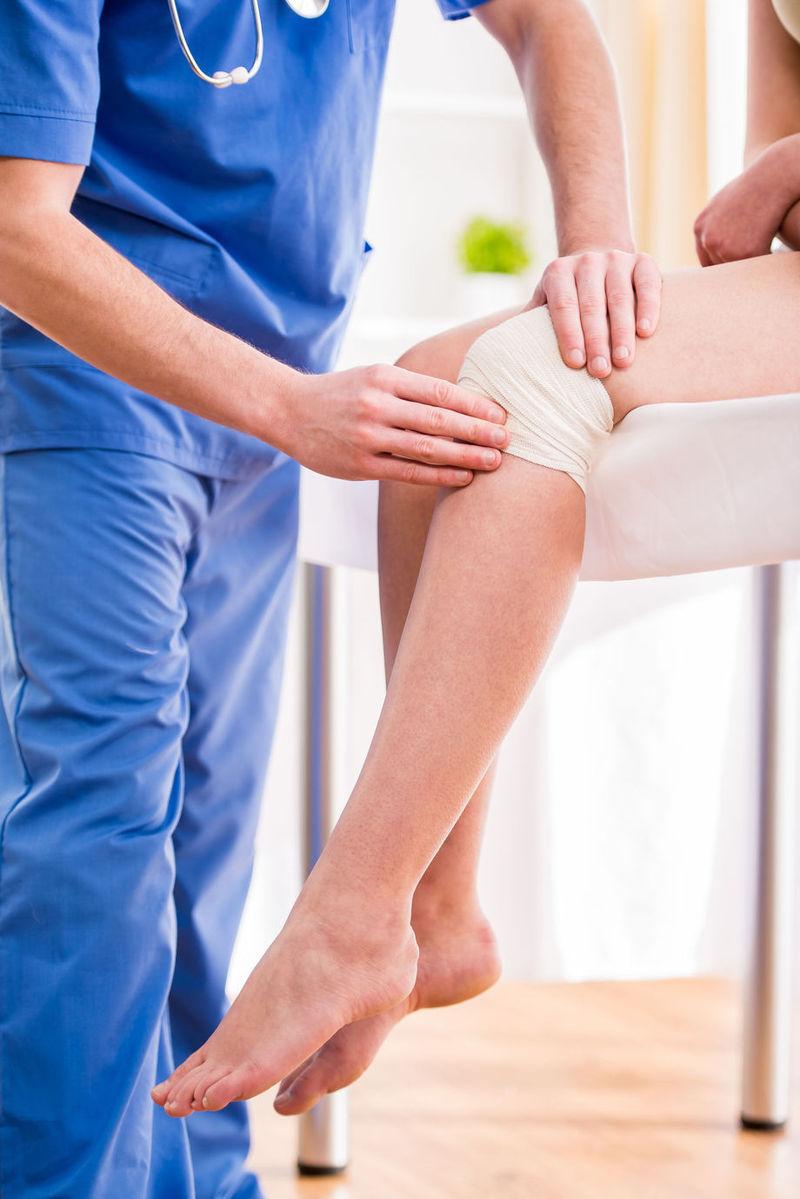 Articulațiile genunchiului doare atunci când ghemuit