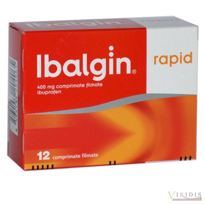 medicamente pentru ibuprofen pentru durerile articulare