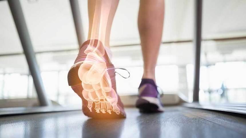 pantofi cu dureri de genunchi tratament cu artroza genunchiului cu peroxid
