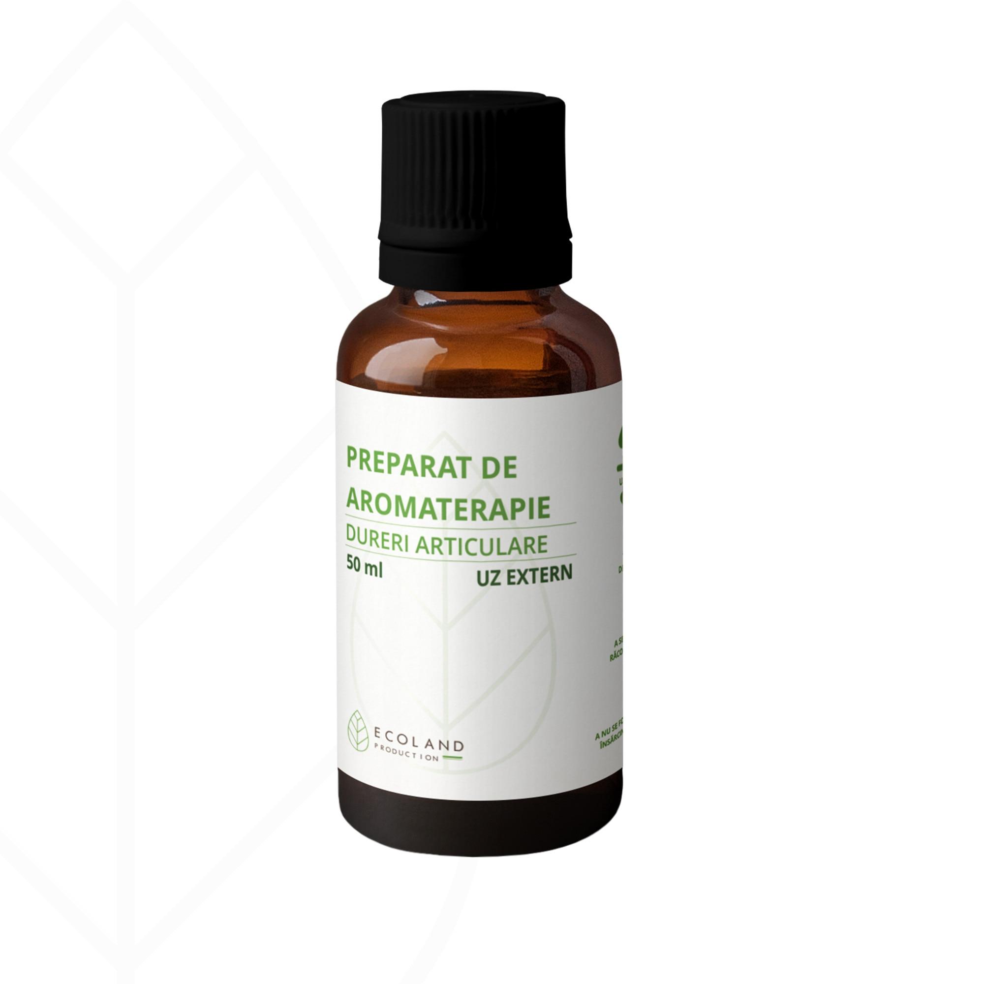 ulei de lavandă pentru dureri articulare artroza de compresie a genunchiului