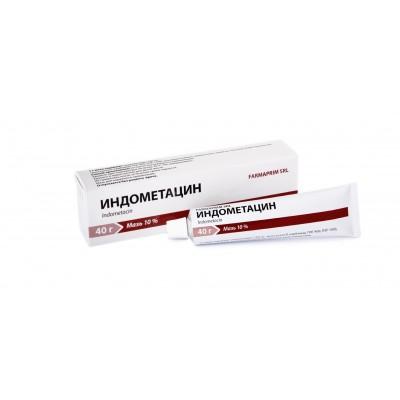 Indometacin 4% -crema x 35 g - Fiterman , Anti-inflamatoare