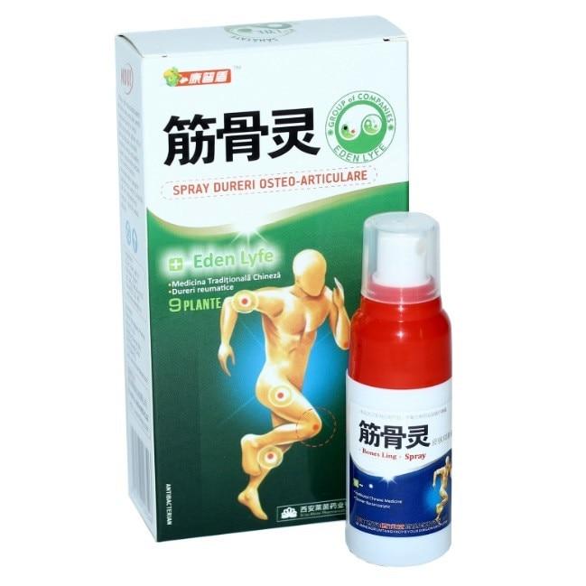 aerosoli pentru dureri articulare dureri și dureri în articulațiile șoldului