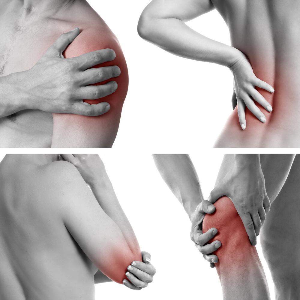 din durere în articulațiile femeii