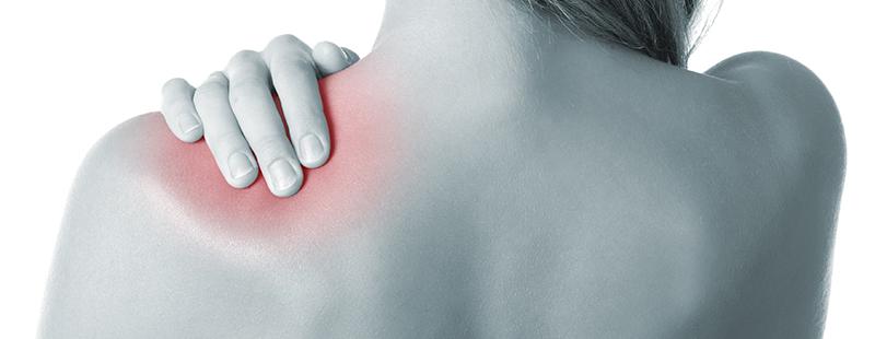 dureri musculare la nivelul articulației umărului și gâtului